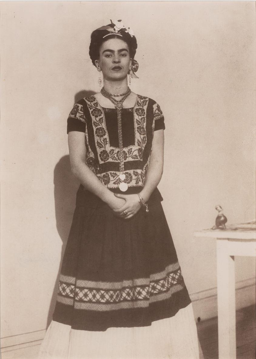 FRIDA KAHLO PAR DORA MAAR 1939